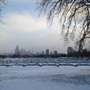 Polar Vortex in Chicago